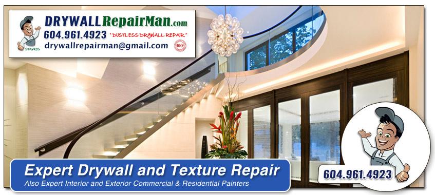 ceiling repair vancouver bc