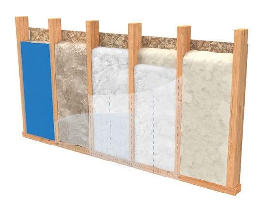 drywall repair insulation