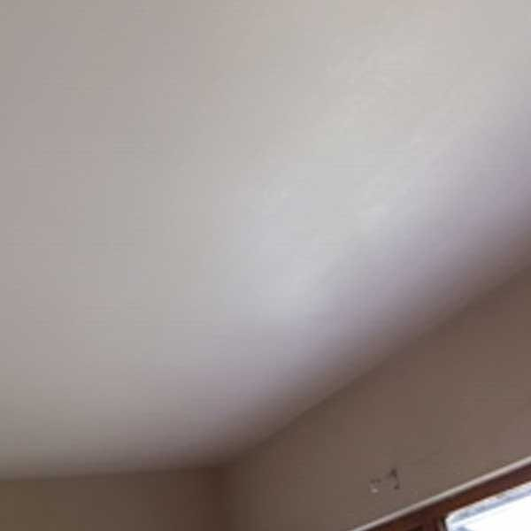 North vancouver water damaged ceiling repair